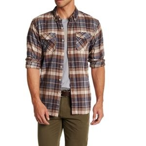 United By Blue Juniper Plaid Shirt - Large